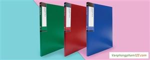 Bìa một kẹp Plus (Lever File-Happy Color&Standard)