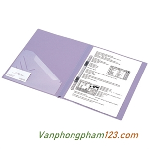 Bìa nhựa Plus (Letter File)