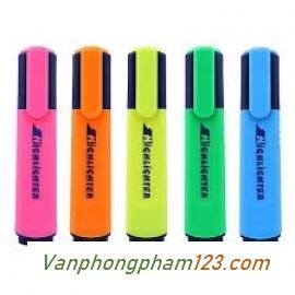 Bút dạ quang Thiên Long HL012