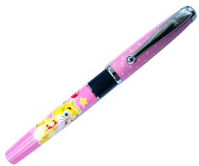 Bút máy Hồng Hà nét hoa