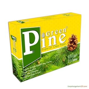 Giấy A4 Green Pine ĐL 60