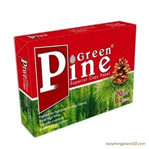 Giấy Green Pine A4-70