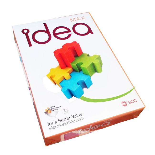 Giấy Idea A4 70