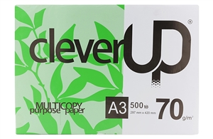 Giấy A3 Clever up 70