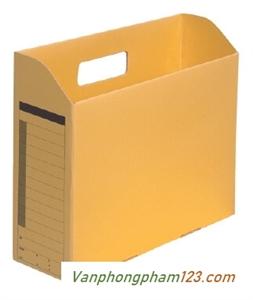 Hộp hồ sơ giấy Plus A4-E (Box File)