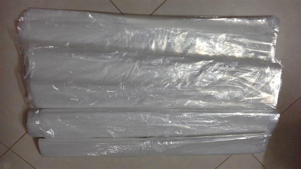 Túi ni lông trắng 10kg