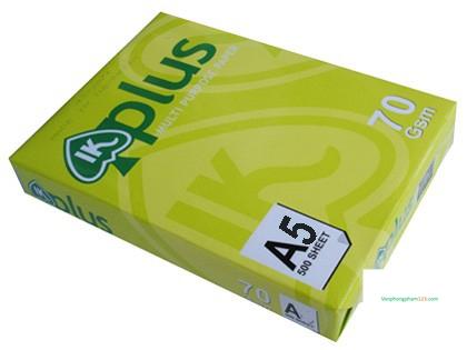 Giấy IK Plus A5