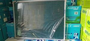 Bảng từ xanh ô ly 60x80