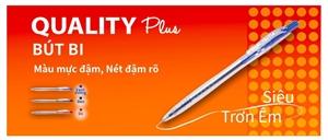 Bút bi Quality Plus
