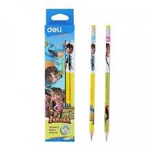 Bút chì gỗ Deli U52900