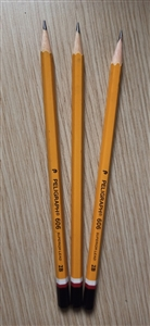 Bút chì Peligraph 2B không tẩy