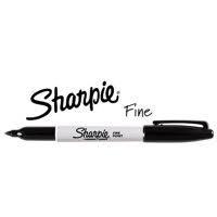 Bút lông dầu Sharpie đen