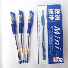 Bút nước Mini xanh