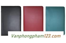 Cặp trình ký bìa da Hồng Hà 6050