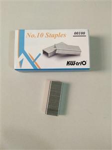 Đạn ghim số 10 KW Trio 00100