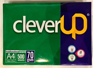 Giấy Clever up 70 vỏ mới