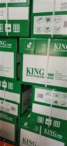 Giấy King 100 A4 66gsm