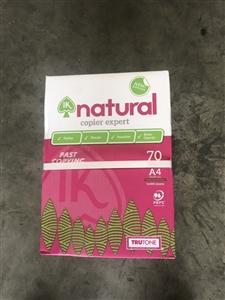 Giấy Natural A4 70