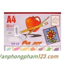 Giấy vẽ A4 Hồng Hà 0263