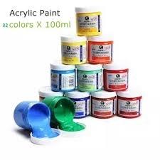 Màu vẽ trên mọi chất liệu