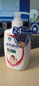 Nước rửa tay bảo vệ da kháng khuẩn Antabax 250ml