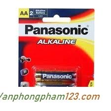 Pin 2A Panasonic vỏ đỏ