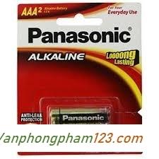 Pin 3A Panasonic vỏ đỏ
