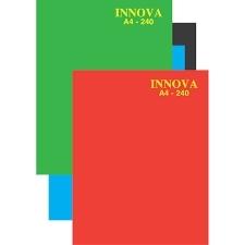 Sổ bìa cứng Innova A4 240tr