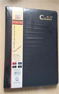 Sổ Classic A4 240tr Minh Châu 633