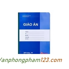 Sổ giáo án A4 200tr Hồng Hà 0169