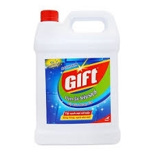 Tẩy rửa nhà tắm Gift can 4kg