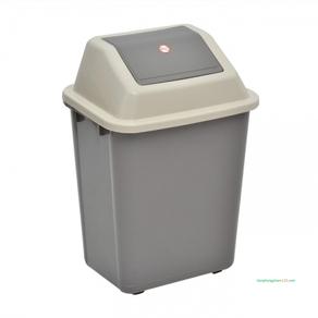 Thùng rác bập bênh