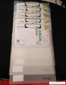 Trình ký nhựa A4 4610