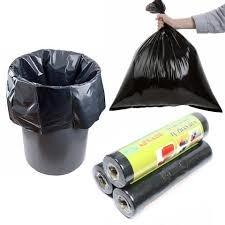Túi rác cuộn tự hủy