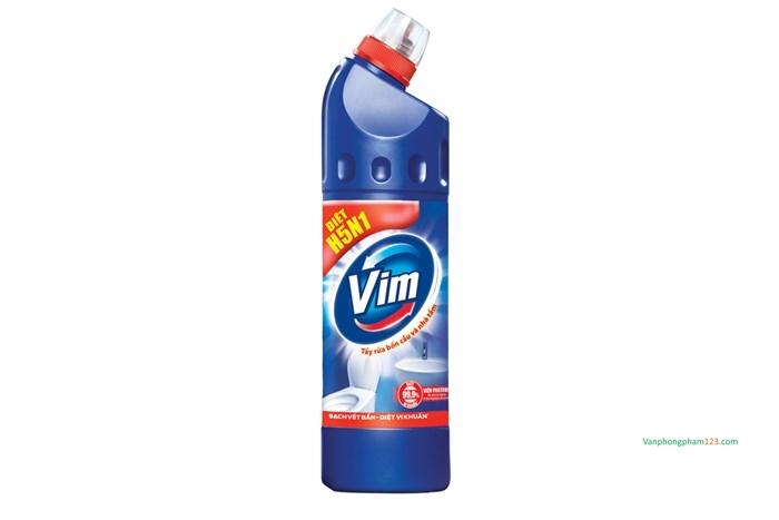 Nước tẩy Vim Diệt khuẩn chai 500ml