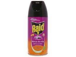 Xịt côn trùng hương chanh 300ml