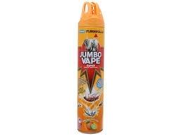 Xịt côn trùng Jumbo 600ml