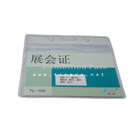 Bao đựng thẻ nhựa TL 108