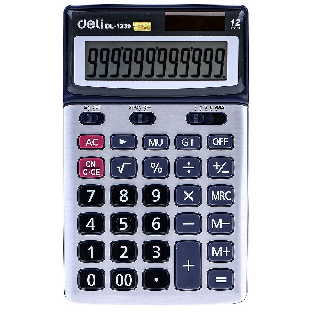 Máy tính Deli 1239