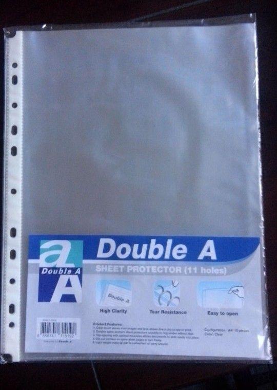 Sơ mi lỗ Double A