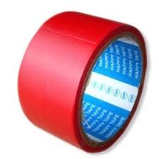 Băng dính dáy gáy 5cm màu đỏ