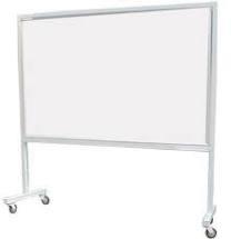 Bảng từ trắng di động 1.2x2m
