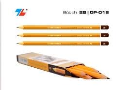 Bút chì gỗ 2B GP018 không tẩy Thiên Long
