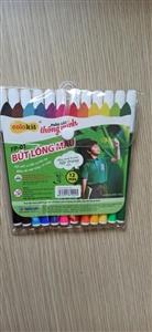 Bút lông màu Thiên Long FP-01 12 màu