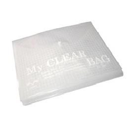 Túi clear bag khổ A mỏng