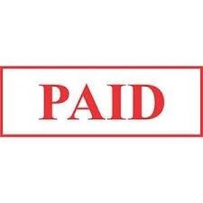 Dấu Paid