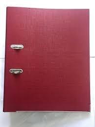 File càng cua màu đỏ 7cm