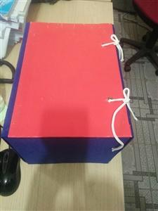 File hộp gáy vải A4 10cm