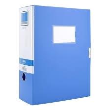 File hộp nhựa 7cm Deli 31116