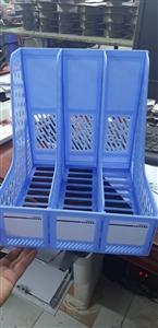 File nan 3 ngăn xanh Kendy